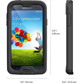 LifeProof Samsung Galaxy S4 Fre Case Black